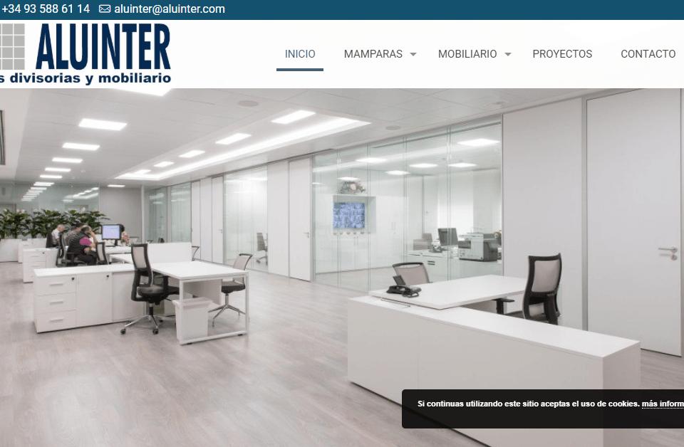new web 960x628 - Nueva web de Aluinter